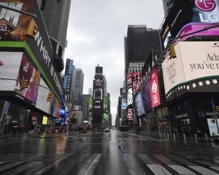 Превръща ли се Ню Йорк в новия Ухан? Болните в щата надхвърлят 23 000 души