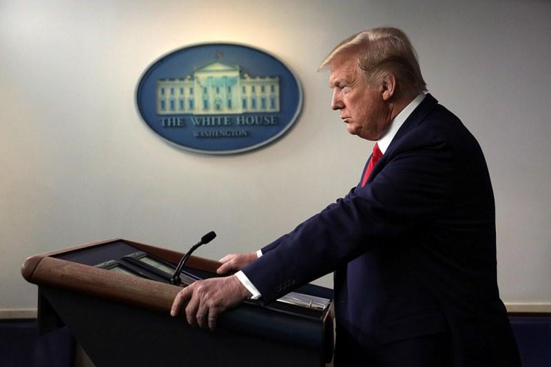 Доналд Тръмп: Повече хора ще умрат от рецесията, отколкото от COVID-19