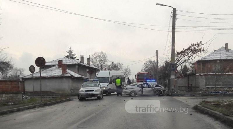 Убиецът от Милево издъхна в болницата