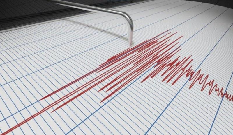 Земетресение от 4,1 разлюля Северозападна Турция
