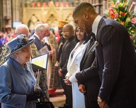 Джошуа се е срещал със заразения принц Чарлз