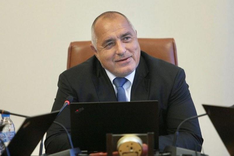 Борисов и министрите даряват по 1000 лева от заплатите си