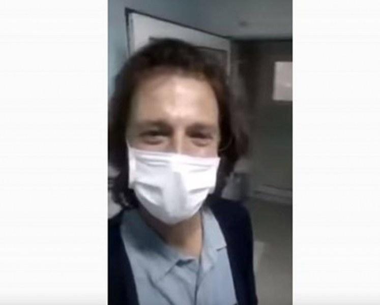 Диджеят, който с коронавирус обиколи половин Европа, пусна видео: В 13-а стая съм, имам храна, супер съм