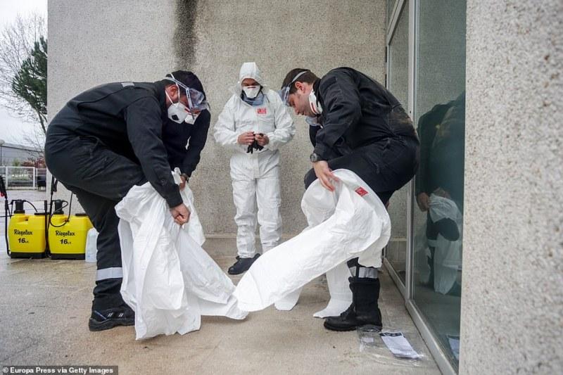Мадрид, Лондон и Ню Йорк повтарят ужаса на Ломбардия