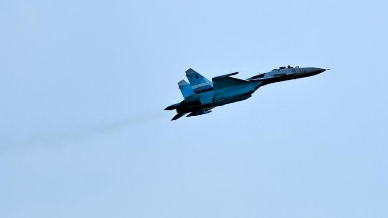 Руски самолет се разби в Черно море