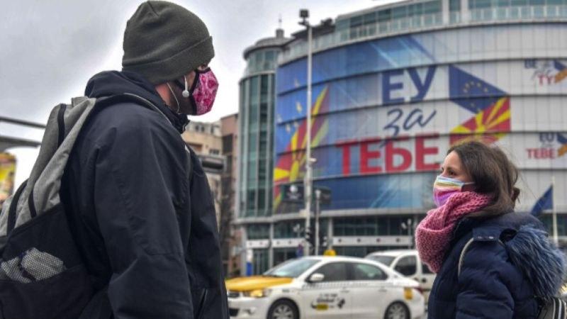 Северна Македония въведе забрана за движение през уикендите