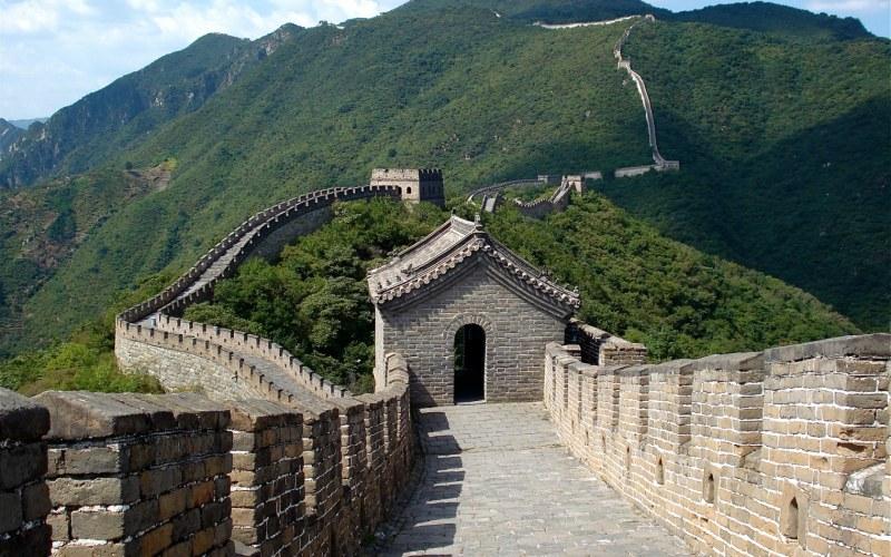 Великата китайска стена отново е отворена