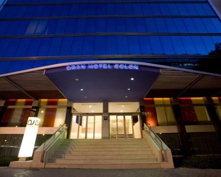 Луксозен хотел в Мадрид се превърна в болница за лечение на пациенти с COVID-19