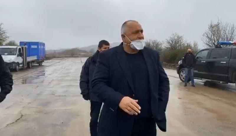 Борисов:От Турция обещаха, че ще прекарват веднага българските тирове