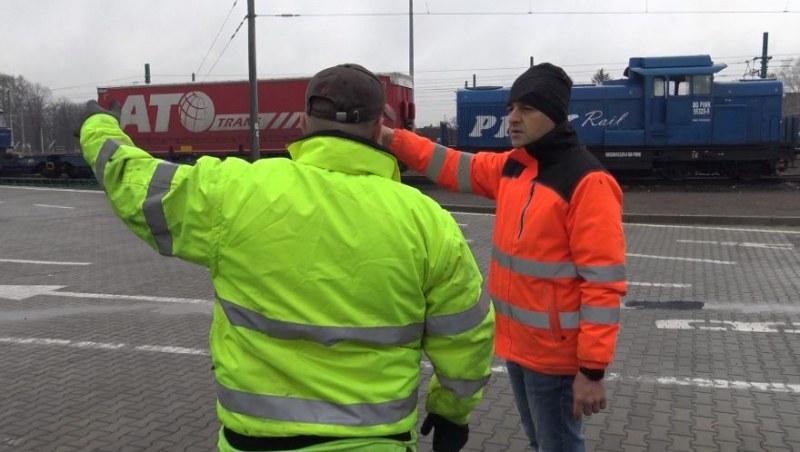 Интермодалният терминал край Пловдив спасява 160 тира от опашките на ден