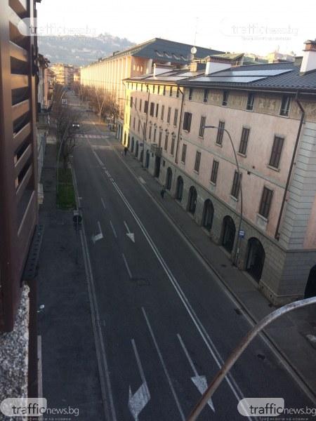 Италианка от Бергамо пред TrafficNews.bg: Постоянно чуваме линейки, а вестниците са пълни с некролози