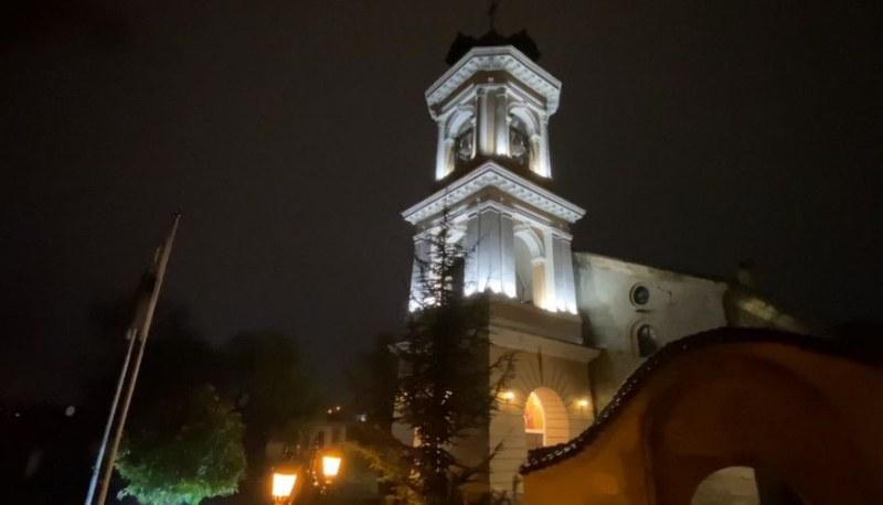 Камбаните в Пловдив бият силно в този час