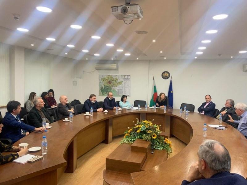Нов консултативен кабинет за пациенти със съмнения за COVID-19 откриха в Пловдив