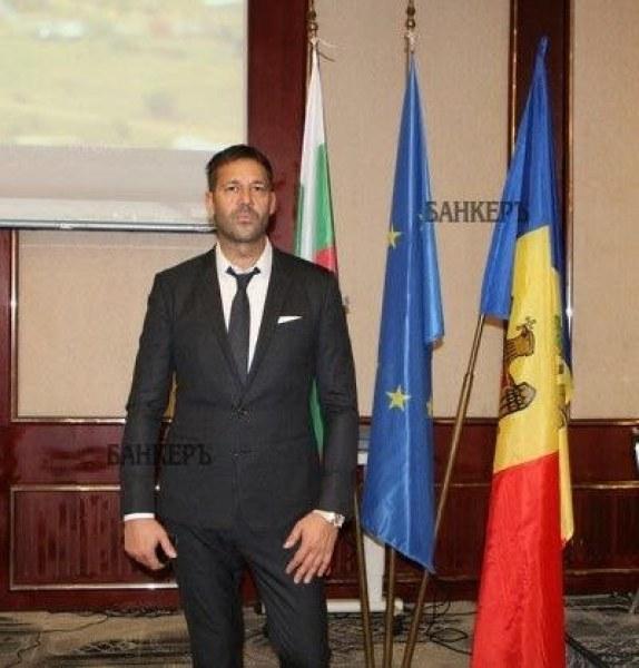 Почетният консул на Молдова дари защитни средства