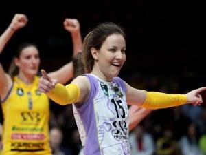 Жана Тодорова за първите стъпки във волейбола, Марица и националния отбор