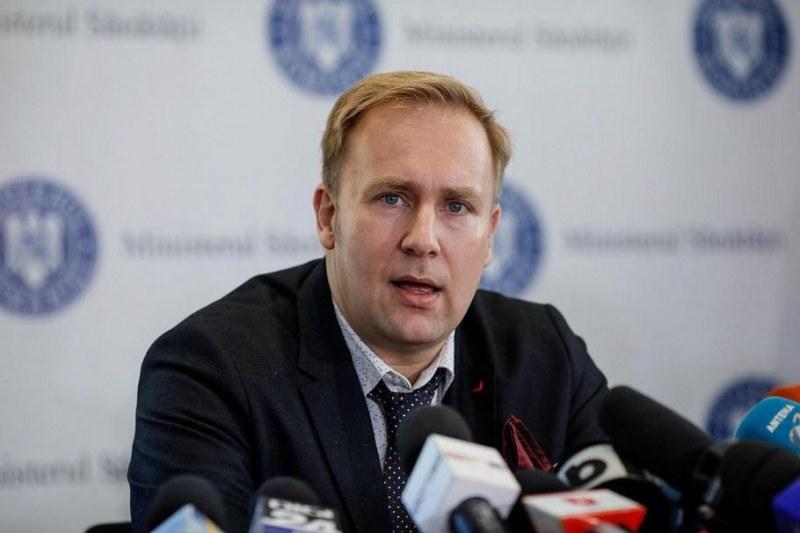 Здравният министър на Румъния подаде оставка на фона на епидемията