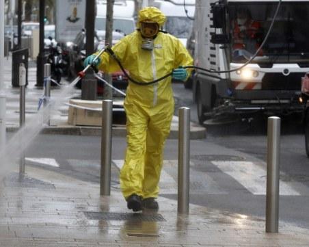 Болниците в Париж ще са запълнени до 48 часа
