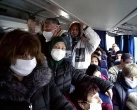 Превозвачът на претъпканите автобуси от Куклен: Търпим огромни загуби