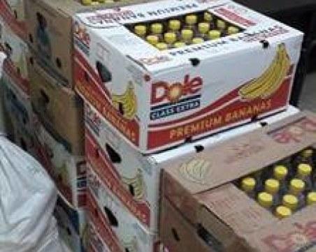 Спипаха над 500 литра алкохол без бандерол в Тракия