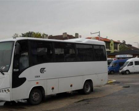 Спират автобусите до Пещера заради COVID-19
