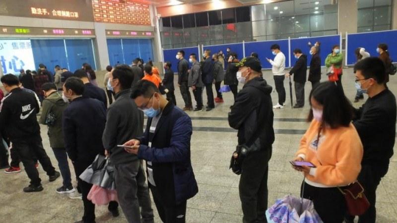 Китай с драстични мерки срещу втора вълна от коронавирус