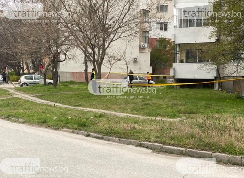 Мъж се хвърли от блок в Тракия и се самоуби