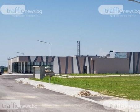 РЗИ и полиция инспектираха крематориума на Рогошко шосе