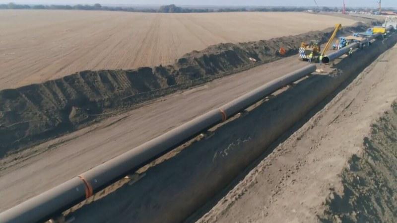 """Работник загина при злополука по трасето на """"Балкански поток"""