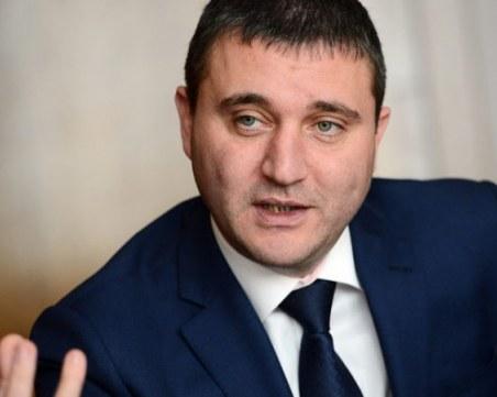 Финансовия министър: Ще предложа актуализация на бюджета и теглене на заем