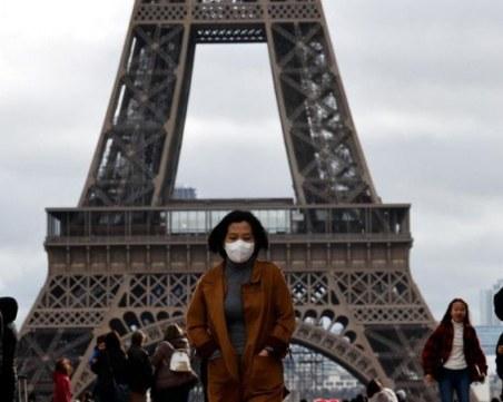 Франция пред пика на епидемията от коронавирус