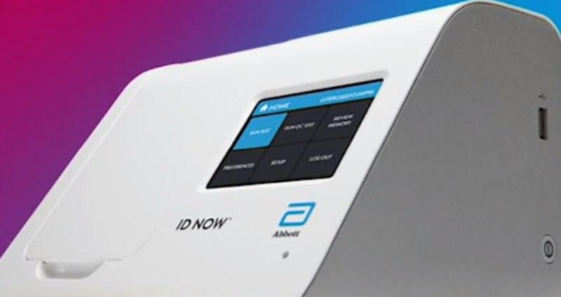 Властите в САЩ одобриха бърз тест, който за 15 минути дава резултат за COVID-19