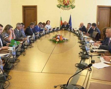 Извънреден министерски съвет днес! Обсъждат се новите мерки