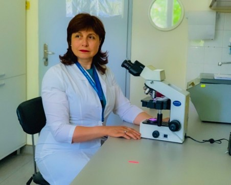 Как МУ-Пловдив съдейства за изграждането на лаборатория за COVID-19