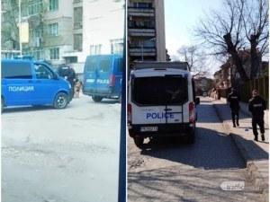 Офанзива в Столипиново! Спецполицаи влязоха в махалата, блокират улиците и дебнат нарушители