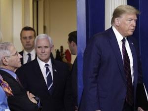 Тръмп: Пикът в САЩ ще бъде след две седмици