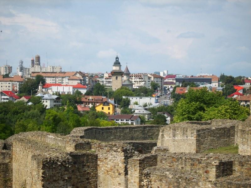 100-хиляден град в Румъния е под блокада