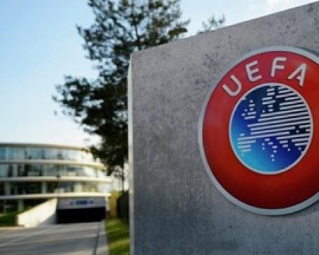 УЕФА: Всяка страна трябва да реши за своето първенство