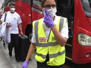 Обединеното кралство ще организира спасителни полети за британци, блокирани в чужбина
