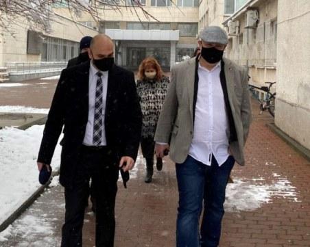 Иван Гешев, прокурори и магистрати дариха кръв