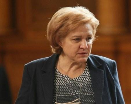 Менда Стоянова: Лимитът на дълга ще бъде горещият картоф, който БСП ще прехвърля от ръка на ръка