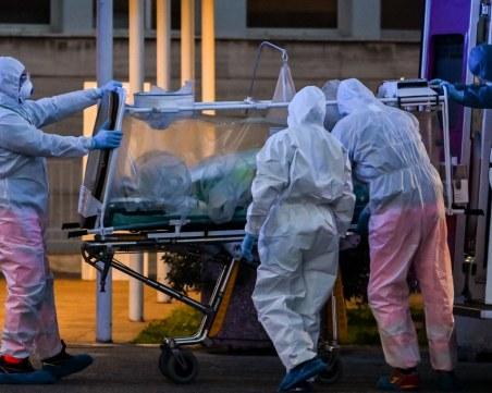 Над 5000 медицински сестри в Италия вече починаха от коронавирус