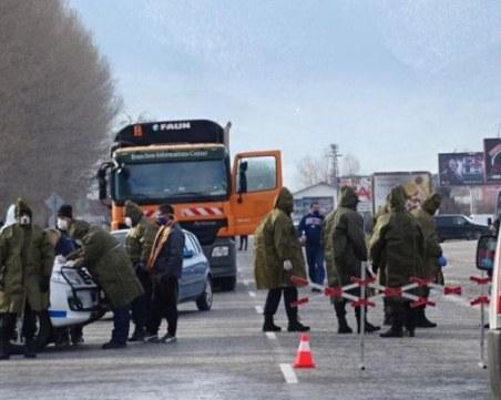 Пловдивски полицаи сред първите 1000 тествани срещу коронавируса