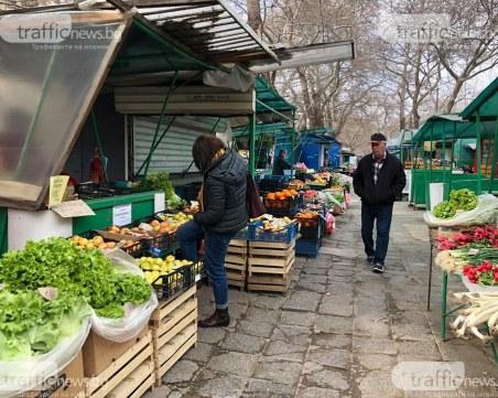 БАБХ: Табели на сергиите с подсещане да мием плодовете и зеленчуците