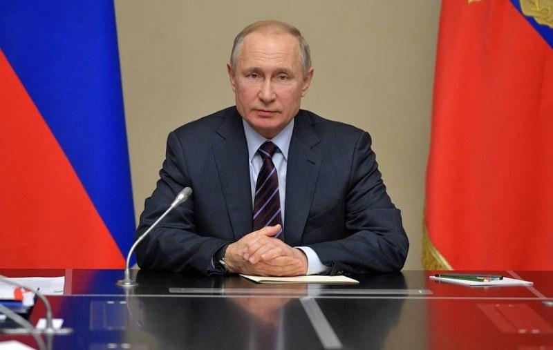 Путин: До края на април неработни дни – заплатите остават