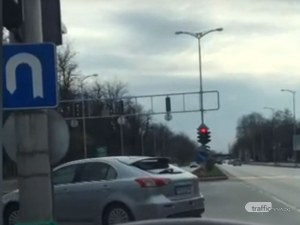 Простотиите по пловдивските улици продължават и без тежък трафик