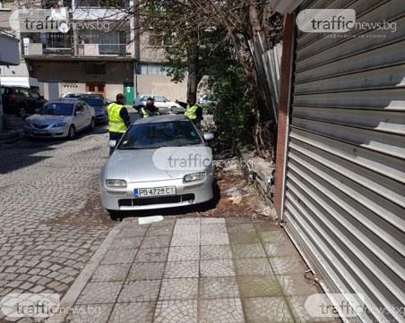 Акция за неправилно паркиране в Кършияка! Шофьорите недоволни – няма къде да спрат