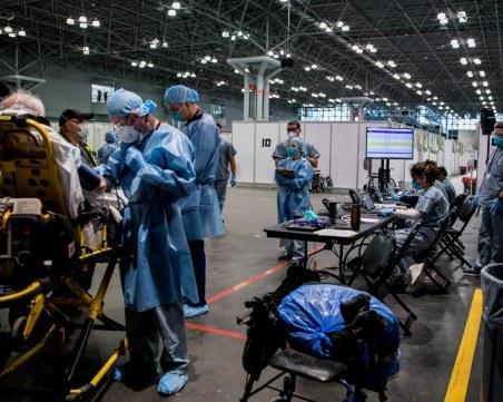 Над 1 милион души са вече заразените с COVID-19
