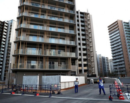 Токио обмисля преустройване на олимпийското село във временна болница