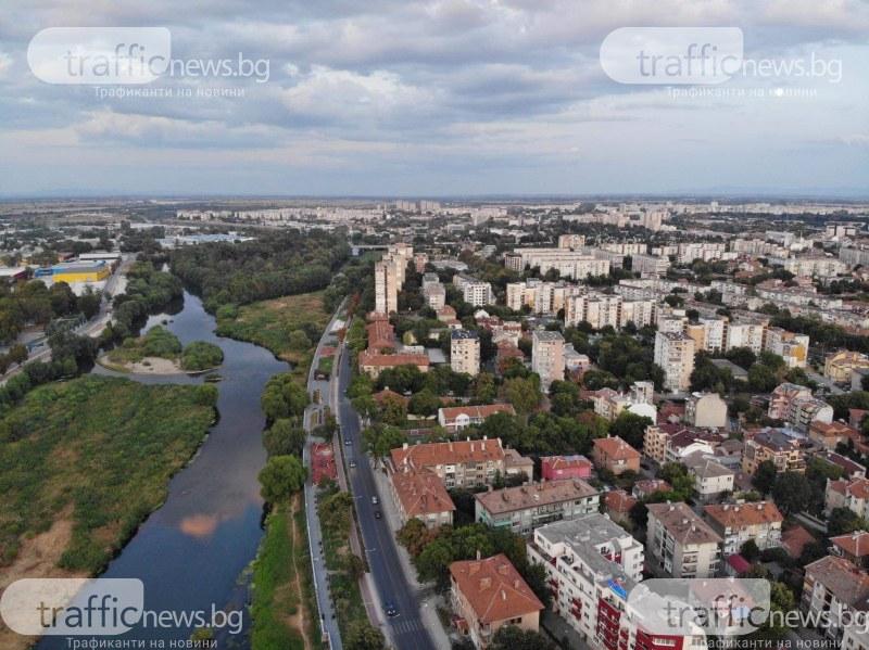 Google проследи хората в Пловдив: 40% не ходят до работното си място! Молове и паркове в забвение