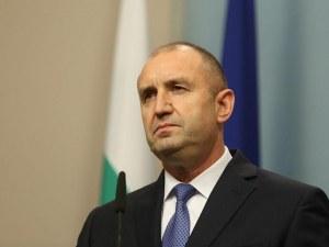 Бащата на президента Румен Радев е починал